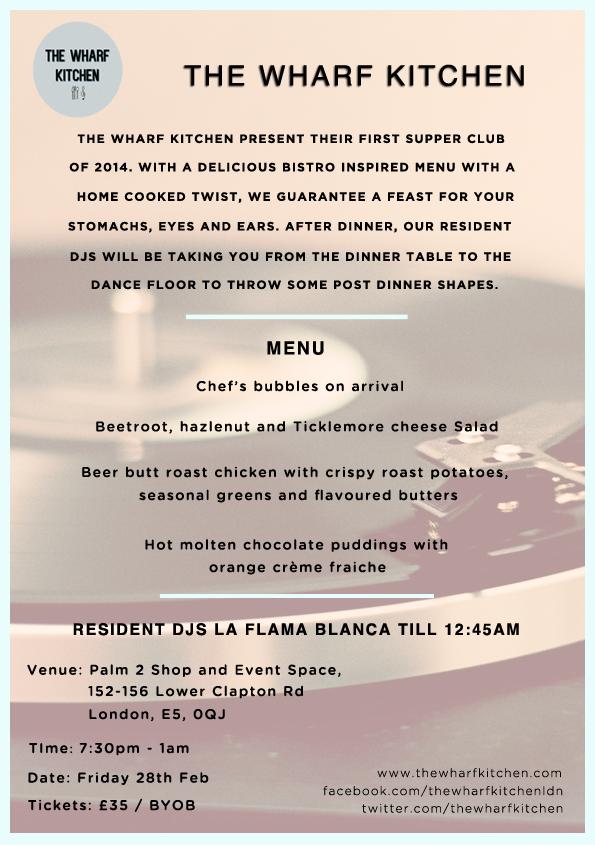 Feb dinner flyer